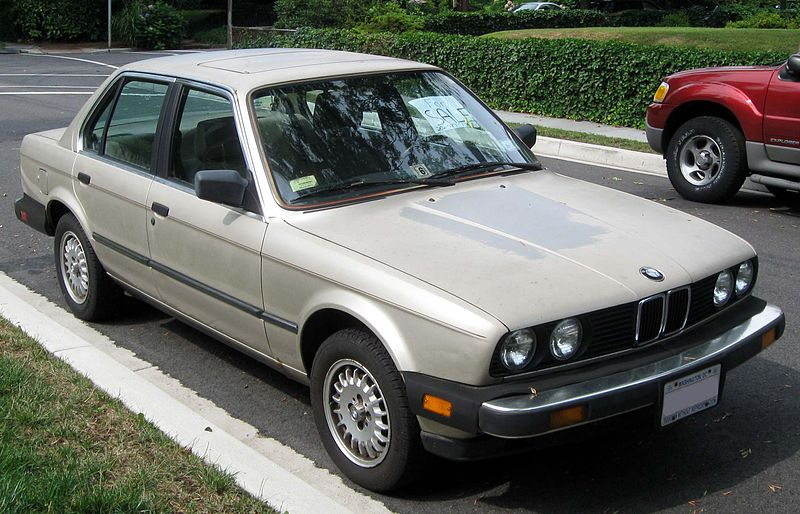 Body Styles And Production History Bmw E30